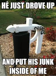 Emotionally Distressed Mailbox memes   quickmeme via Relatably.com
