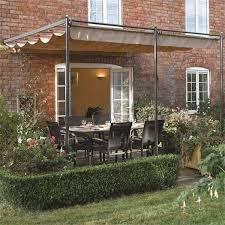 st tropez steel pergola garden sun canopy