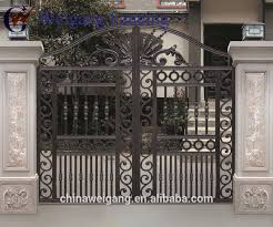 Best Small Wrought Iron Gate Designs Main Wrought Iron Gate Design Classy Home Gate Design
