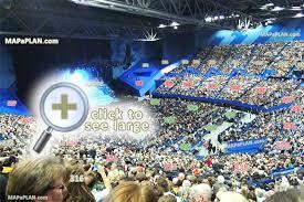 Perth Arena Seat Numbers Detailed Seating Plan Mapaplan Com