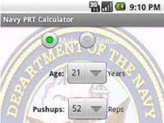 Navy Prt Calculator 1 0 Free Download