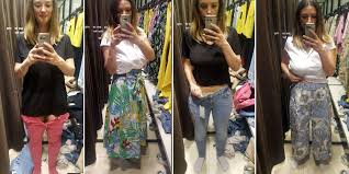 Proof That Zara Clothing Sizes Are Bs In Pictures