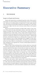 executive summary format for project report sample executive summary for a report marketing proposal samples