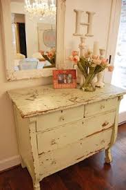 dining room offset mirror shabby chic distressed dresser guest rooms entryway bedroomlicious shabby chic bedrooms