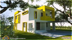Small Picture House Exterior Wall Design India YouTube