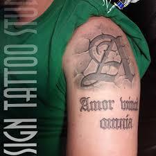 татуировкабуква Hash Tags Deskgram