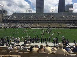 Bobby Dodd Stadium Section 107 Rateyourseats Com