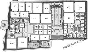 ford escape 2013 2018 < fuse box diagram fuse box diagram engine compartment