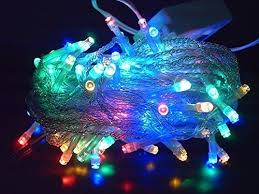 christmas rope lighting. Led Christmas Rope Lighting Twinkle Starry Party Decorative Color Changing String Lights (500 X