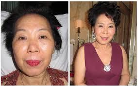 bridal makeup artist singapore professional consultant liren neo bridal makeup artist for mum