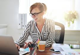 working for home office. Who Can Take The Home Office Deduction? Working For