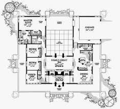 u shaped house plans with courtyard in middle lovely u shaped house plans with pool bing