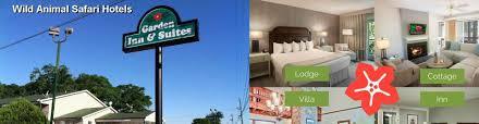 5 best hotels near wild animal safari