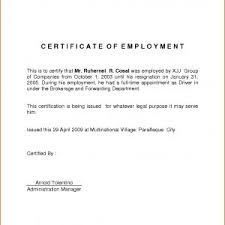Sample Of Clearance Certificate Of Employment Fresh 8 Application ...