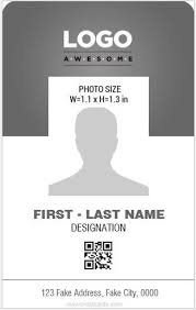identity card template word pin by alizbath adam on ms word id card templates pinterest card