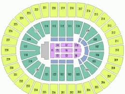 Orlando Arena Seating Chart 16 Curious Amway Arena Seating Chart With Rows