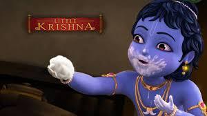 Little Krishna 3d Hd Wallpaper