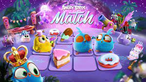 Angry Birds Match 3 Mod Apk 4.1.0 (Unlimited Money) Free Download