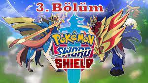 Pokemon Sword & Shield Türkçe 3. Bölüm: Gym Leader Milo - YouTube