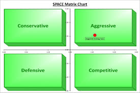Space Matrix Template Excel