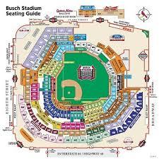 St Louis Cardinals Stadium Seating Chart St Louis Cardinals Ticketing Lovin The St Louis Cardinals