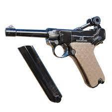 Luger p08 3D model - TurboSquid 1425928