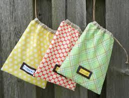 Drawstring Bag Pattern Delectable Sotak Handmade Drawstring Bag A Tutorial