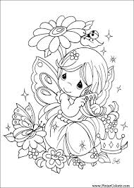 Small Picture Drawings To Paint Colour Precious Moments Print Design 024