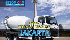 Harga beton cor ready mix bekasi terbaru 2021. Harga Beton Cor Ready Mix Bekasi Per M3 Terbaru 2021