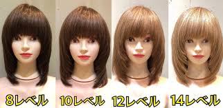 小顔に見える髪色は暗め明るめ実際に検証してみた Yu Ki