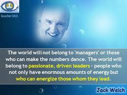 Jack Welch Quotes On Performance. QuotesGram via Relatably.com