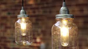 Image Diy Youtube Diy Mason Jar Light Lantern Youtube