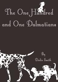 book cover dalmatians