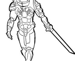 Small Picture Halo Coloring Pages Picture Printable Halo Coloring Pages For