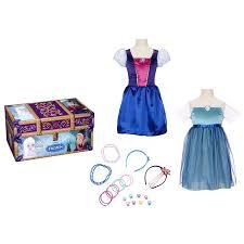 Amazon Com Disney Frozen Travel Dress Up Trunk Toys Games
