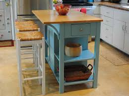 small movable kitchen island with stools iecob info desk ideas pertaining to portable islands for kitchens 5