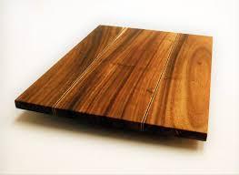 custom wood monkey pod cutting board f