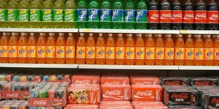 Sugar Content In Drinks Chart Uk Unprecedented And Unexpected Marketers React To