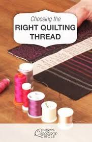 Quilting with Clear Thread: Tame the Invisible Thread Beast ... & Quilting with Clear Thread: Tame the Invisible Thread Beast | Tutorials,  Quilt tutorials and Machine quilting Adamdwight.com