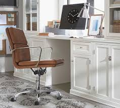 home office furniture ct ct. Interesting Home Nash Leather Swivel Chair Pottery Barn Home Fice  S Winona Ct From Home Office Furniture  And Office Furniture I