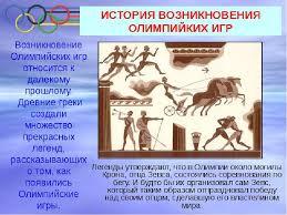 Реферат История Олимпийских Игр tekstserviceyxo Реферат История Олимпийских Игр