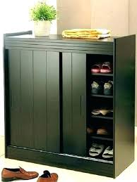 shoe storage furniture for entryway. Black Shoe Rack Cabinet For Entryway Furniture Storage Ideas Brilliant Organizer With .