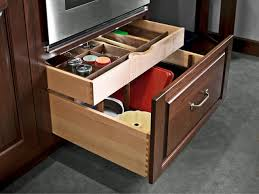 Smart Kitchen Smart Kitchen Accessories With Drawers And Storage Ward Log Homes