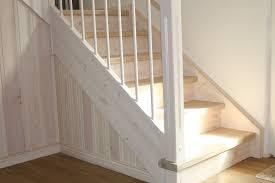 Echtholzstühle aus eiche massiv weiß geölt schwarz kunstleder (2er set). Treppen Von Der Tischlerei Sonke Dethlefsen Tischlerei Dethlefsen