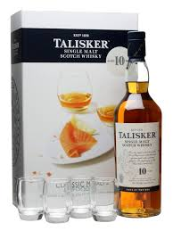 talisker 10 year old clic malts food gift pack scotch whisky the whisky exchange