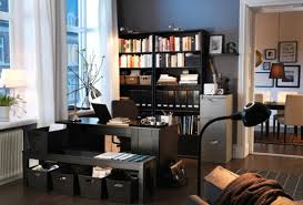 fabulous home office interior. Fabulous Home Choice Furniture And White Curtains With Nice Table Lamp Office Interior ,