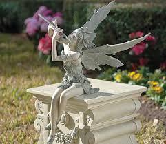 Design Toscano Wholesale Uk Design Toscano Fairy Of The West Wind Sitting Sculpture