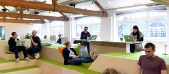 innovative office designs. Five Innovative Office Designs From Clerkenwell Design Week O