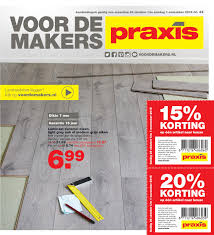 Praxis Folder Week 44 2015