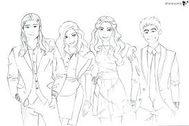 Descendants Colouring Pages Free From Descendants Coloring Page Free